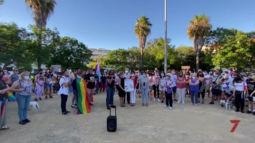 "Susana Domínguez: ""No hemos salido del armario para que nos metan en ataúdes"""
