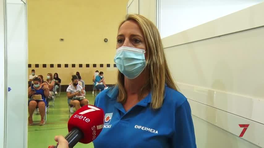El SAS vacuna este martes sin cita previa a personas de entre 40 y 69 años en Jerez