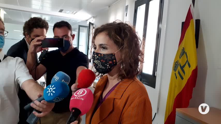 Montero destaca en Algeciras el