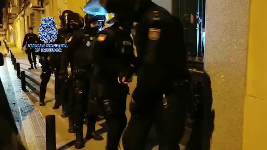 Cae en Cádiz, Sevilla, Málaga y Córdoba un grupo albano-kosovar especialista en robos