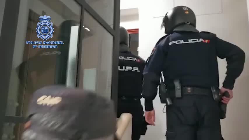 La Policía desarticula una organización itinerante albano-kosovar especializada en robos
