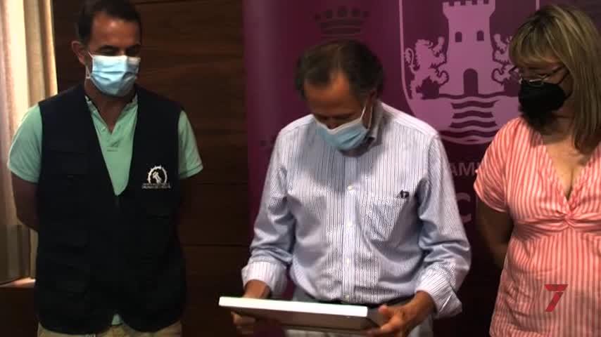 El CRA Salinas de Chiclana y la Huerta del Novo reciben los diplomas de Centros Azules