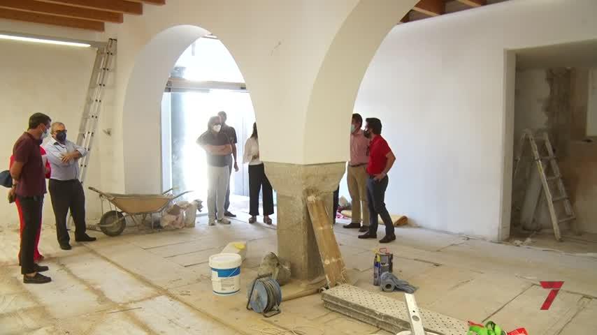 El Museo de Lola Flores en Jerez tiene previsto inaugurar en la primavera de 2022