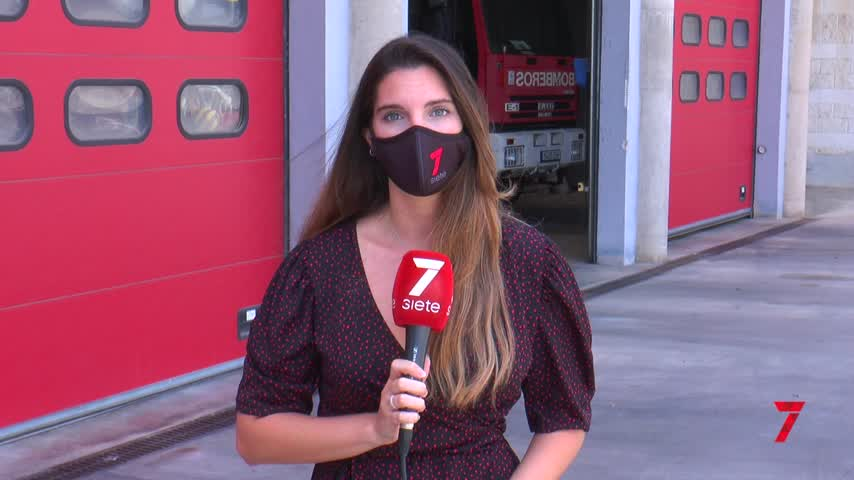 El Ayuntamiento de Málaga estudia una solución para la quema de chatarra en Los Asperones