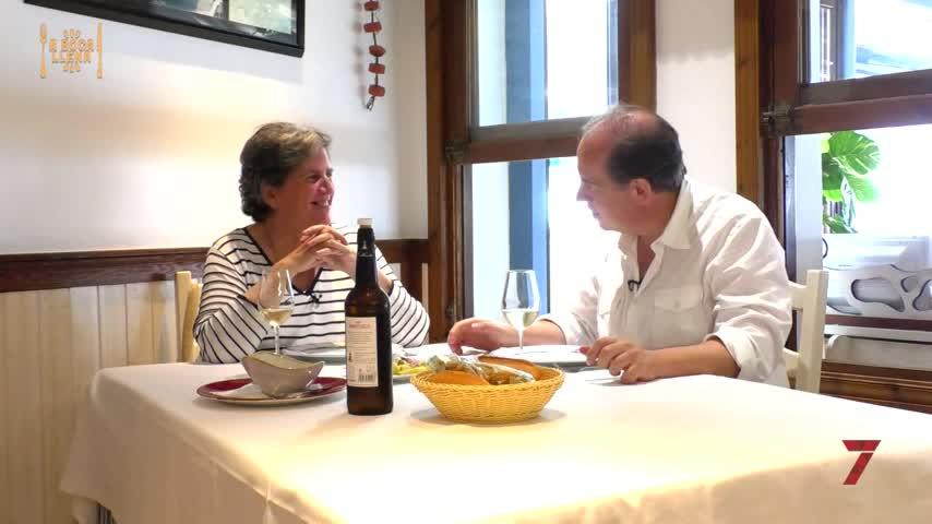 """""""Me encanta volver a la sabiduría de los antiguos en la cocina""""."""