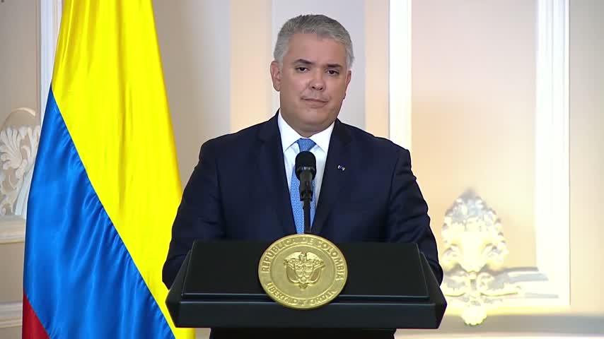 El Gobierno de Colombia confirma otro intento fallido de atentado contra el presidente