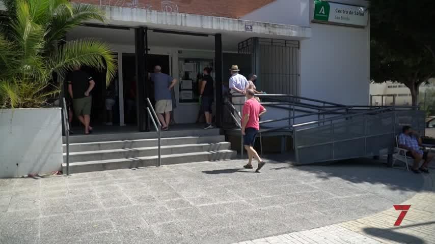Jerez acusa a la Junta de cerrar centros de salud en plena quinta ola