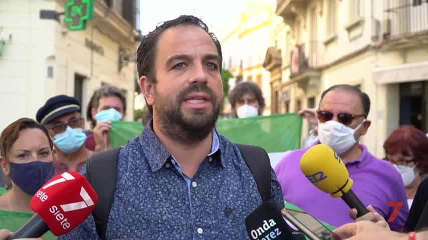 Angel Cardiel pasa a ser concejal no adscrito tras su expulsión de Adelante Jerez