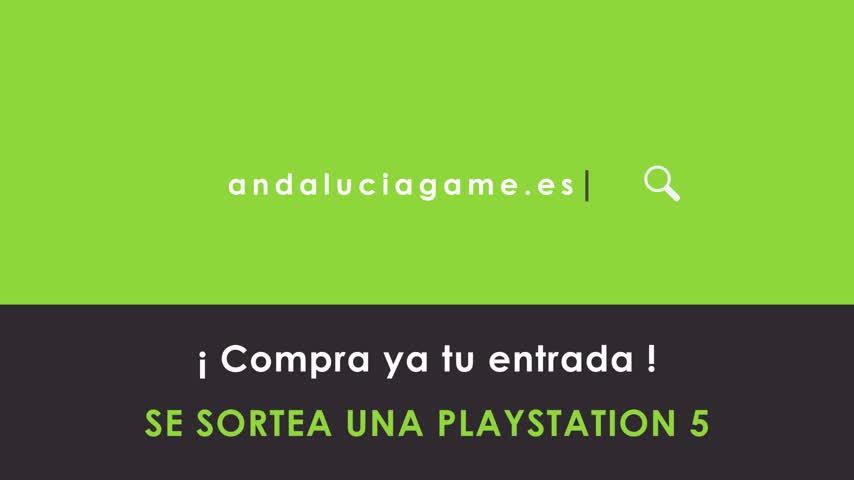 AndalucíaGame 2021, 'la nueva generación', se celebrará el próximo 18 de septiembre