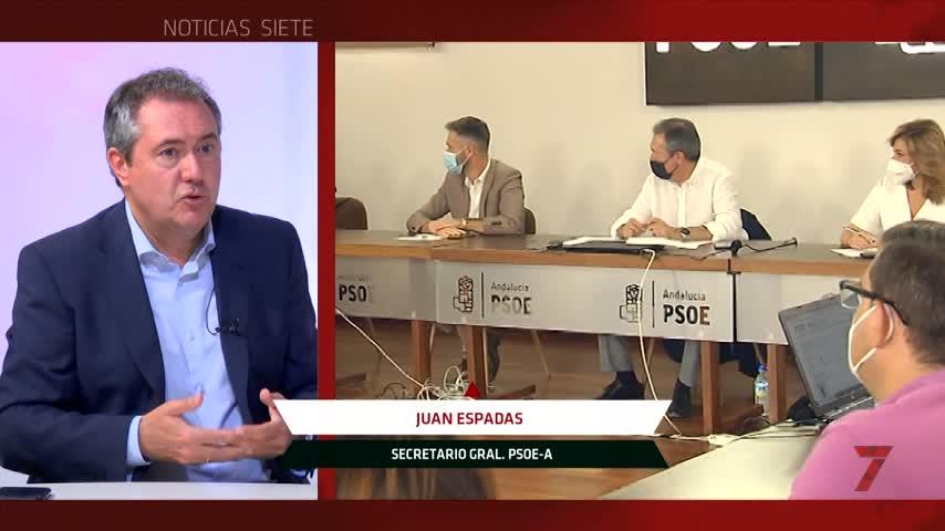 Cádiz, única provincia con dos listas para delegados Congreso Federal PSOE