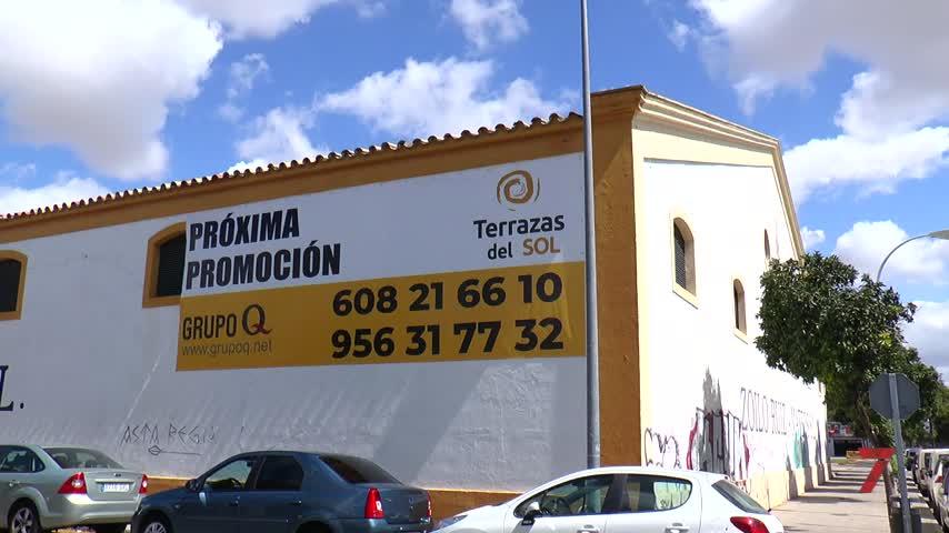 Jerez cambia otro casco bodeguero por un moderno edificio de viviendas