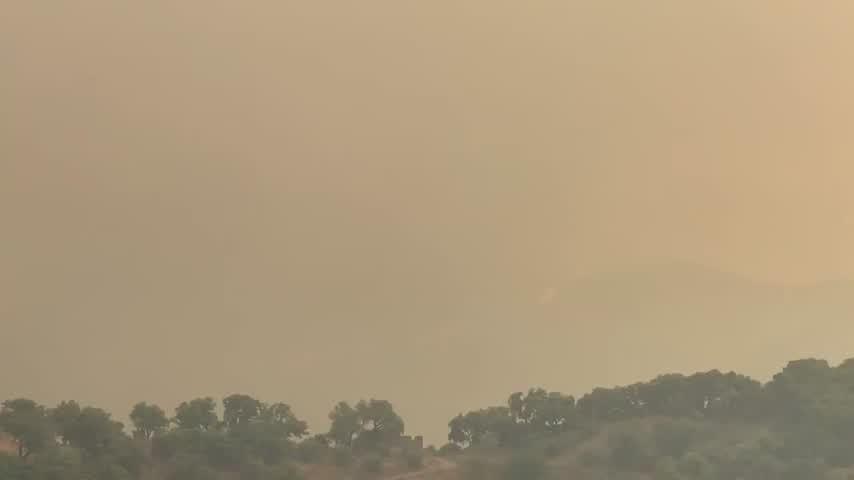 El alcalde de Genalguacil critica que el incendio
