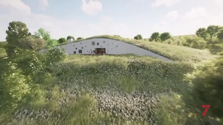 Así es el original hotel rural sostenible que se construirá en El Abejaruco, en Vejer