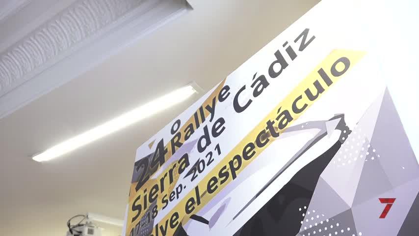 El 24º Rally de la Sierra de Cádiz se presenta en la Escuela de Arte Ecuestre