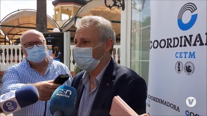 El inminente acuerdo de la estiba marca el congreso de Coordinadora, en Algeciras