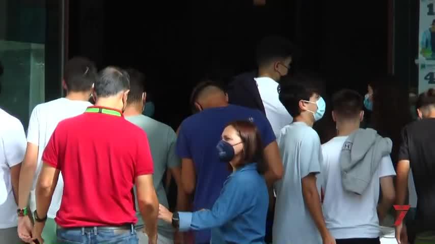14.719 alumnos de ESO y Bachillerato vuelven a las clases presenciales en Jerez