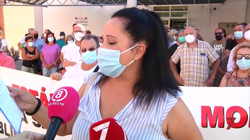 La Coordinadora de la Sanidad denuncia las esperas en Algeciras en Atención Primaria