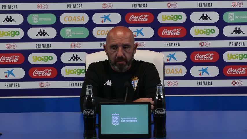 El San Fernando buscará 'vendetta' y la primera victoria en su visita al Betis Deportivo