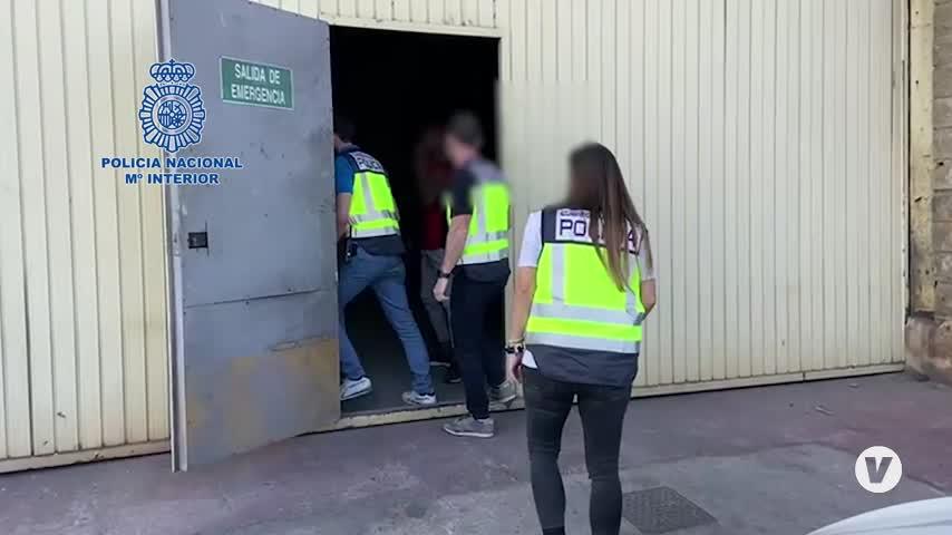 Cuatro detenidos en Algeciras por facilitar documentación fraudulenta a extranjeros