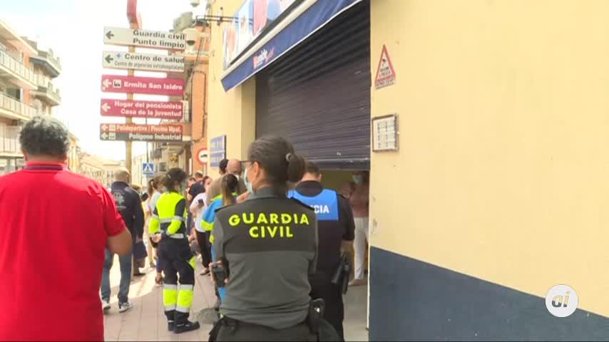 Detenida Noelia de Mingo por agredir con arma blanca a 2 mujeres en El Molar