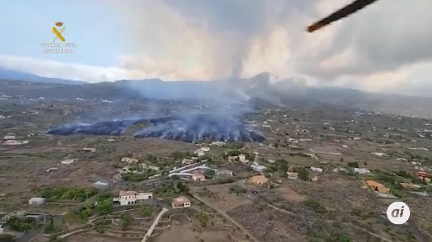 La erupción de la Palma podría prolongarse