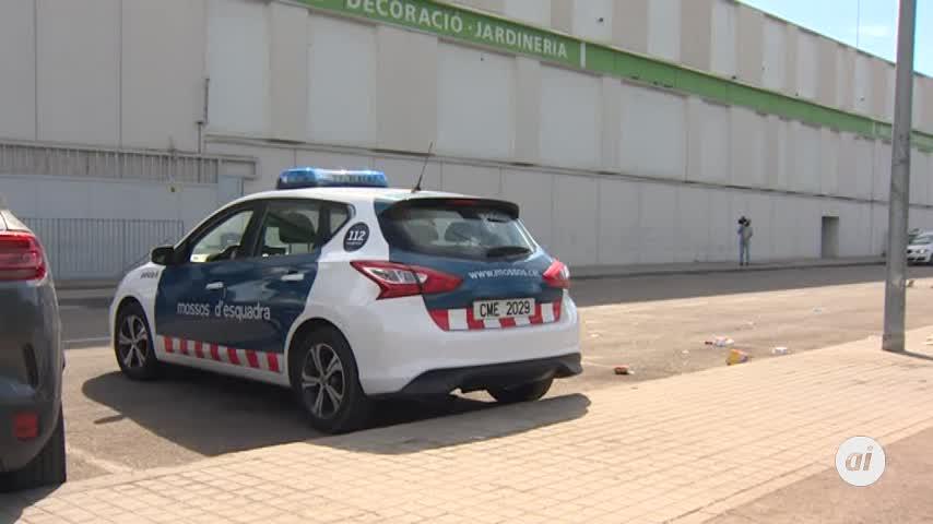Cinco heridos en un tiroteo en Sabadell durante la madrugada