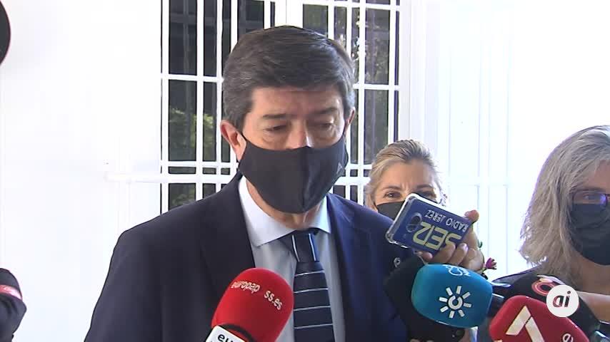 Marín anuncia una iniciativa parlamentaria de su grupo para reclamar una financiación