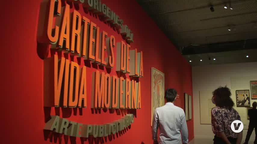 Caixaforum Sevilla acoge una muestra de la edad de oro del cartel moderno