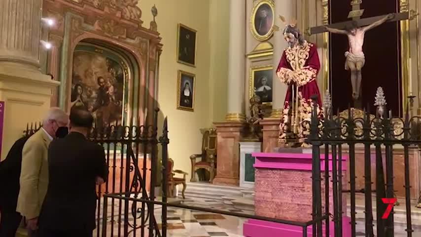 El Verbo se encarna en la Catedral de Málaga