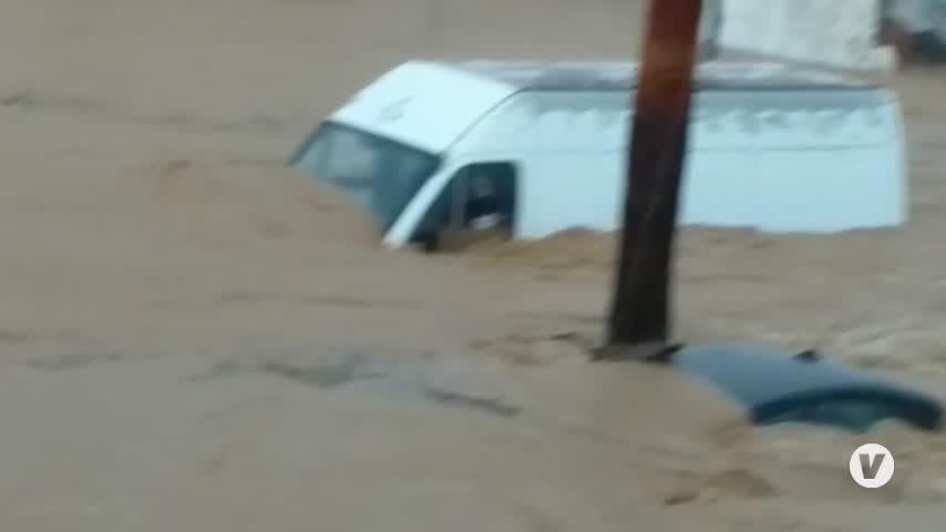 La Junta activa en Huelva el nivel 1 de alerta por el temporal y riesgo de inundaciones