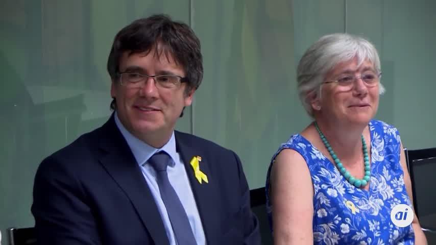 Carles Puigdemont queda en libertad y puede salir de Cerdeña