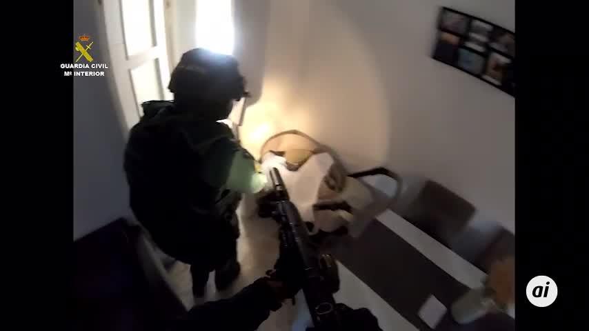 Desmantelan una de las organizaciones de narcos más importantes de Huelva y Cádiz