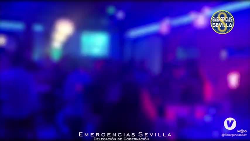 Desalojadas 367 personas de varios locales de ocio de Sevilla