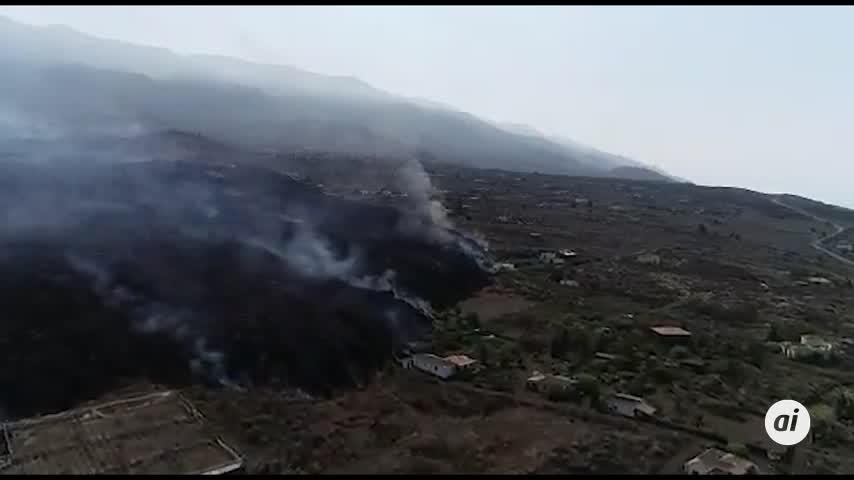 La erupción de La Palma cumple una semana dejando casi 6.000 evacuados