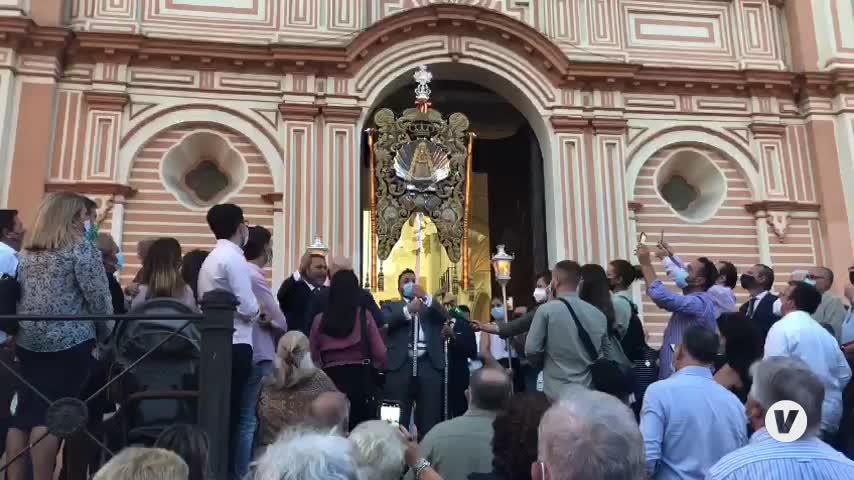 Huelva vive un domingo muy rociero con Emigrantes