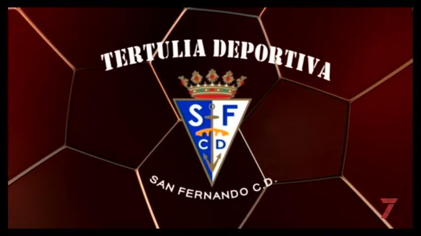 Narcís Barrera, invitado de la Tertulia del San Fernando CD esta semana
