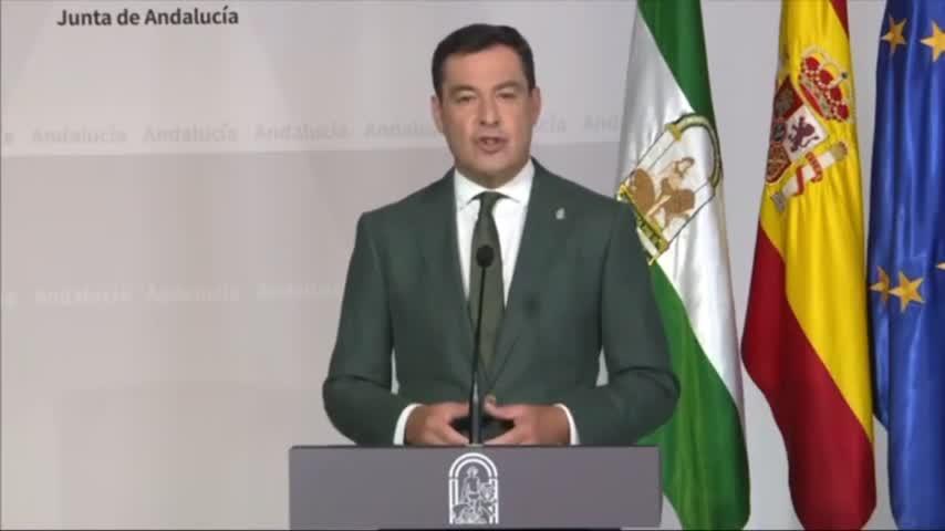 La Junta anuncia que Andalucía recuperará este viernes