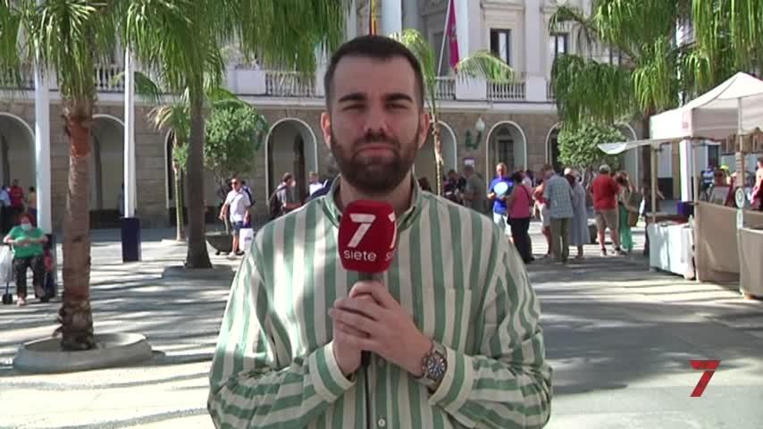 La afición del Cádiz CF, a favor de la supresión del límite de aforo en los estadios
