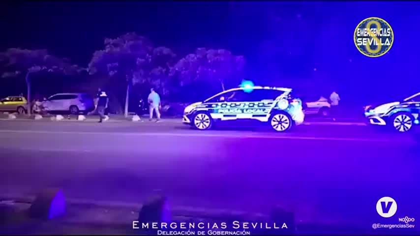 Fin de semana en Sevilla: desalojos de botellones y dos locales cerrados