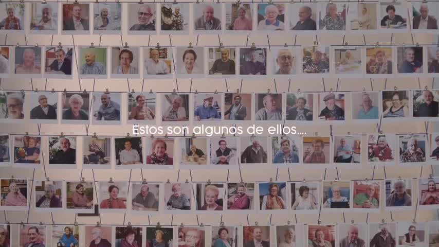 #NuestrosMayores: Clece rinde homenaje a más de 7.400 usuarios