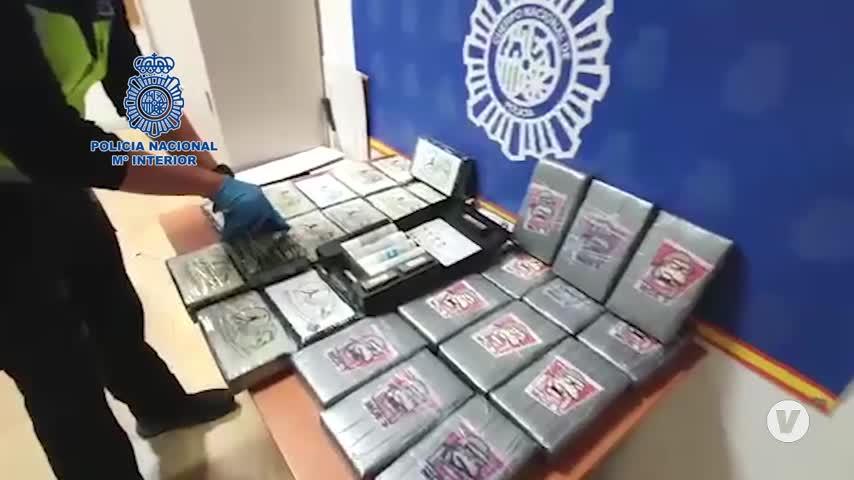 Siete detenidos en Algeciras, 4 de ellos estibadores, y 31 kilos de cocaína intervenidos
