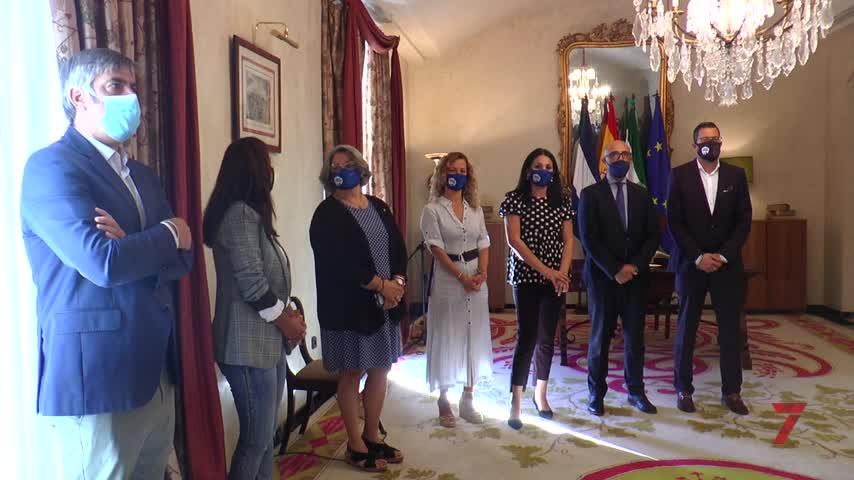 Los Reyes Magos vendrán cargados de ilusión y esperanza en Jerez