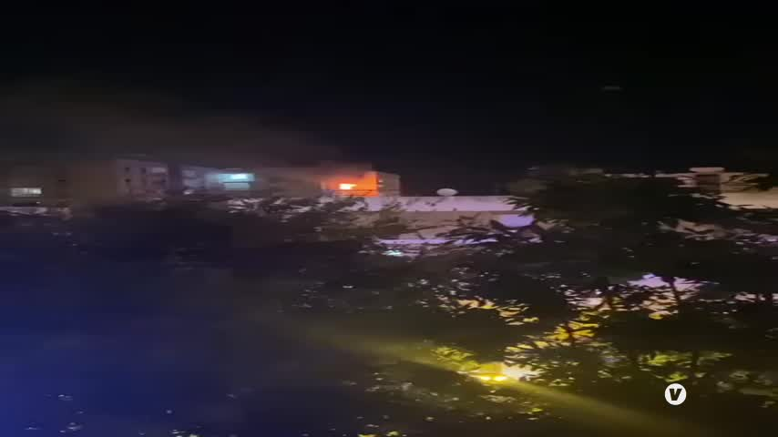 Fallece un anciano octogenario en el incendio de su vivienda en Triana