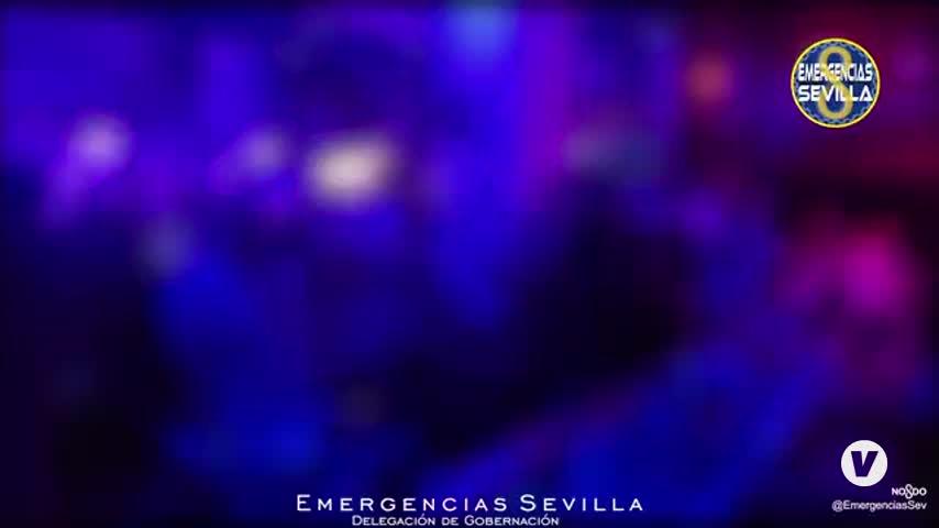 Nueva noche de desalojos y precintos en Sevilla: 700 personas y cinco locales