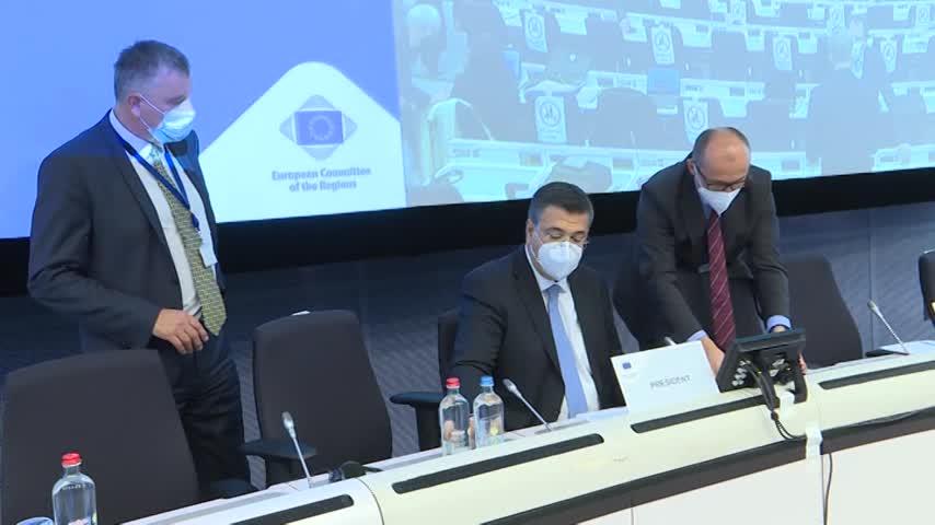Andalucía, de las regiones europeas más susceptibles de sufrir impacto negativo por covid