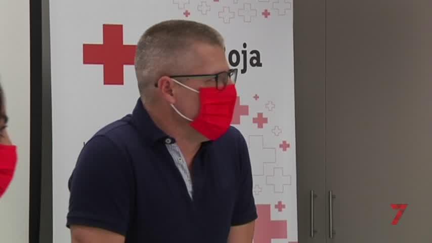 Cruz Roja ayudó a más de 100 mil personas de la provincia de Cádiz durante 2020