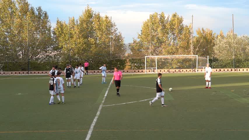 El Arcos CF Academy juvenil B suma su tercera victoria consecutiva en liga