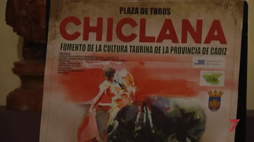 Chiclana retoma los festejos taurinos el fin semana con una plaza portátil en La Longuera