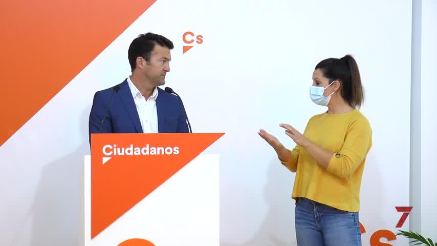 """Pérez: """"Las políticas liberales le sientan muy bien a la provincia de Cádiz"""
