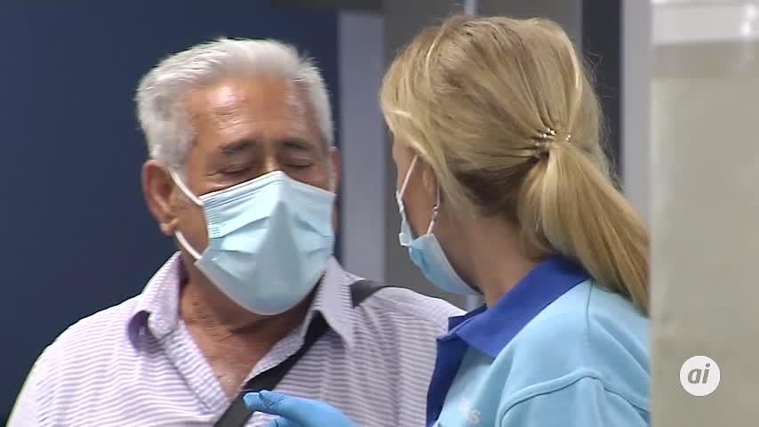 Comienza la campaña de vacunación de la tercera dosis Covid-19 a mayores de 70 años